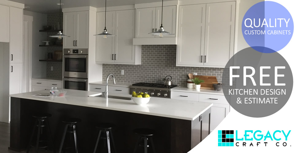 Delicieux Kitchen Cabinets In Boise. Quality Craftsmanship Is Our Priority